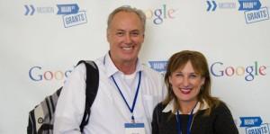 Lisa and Mark Burginger