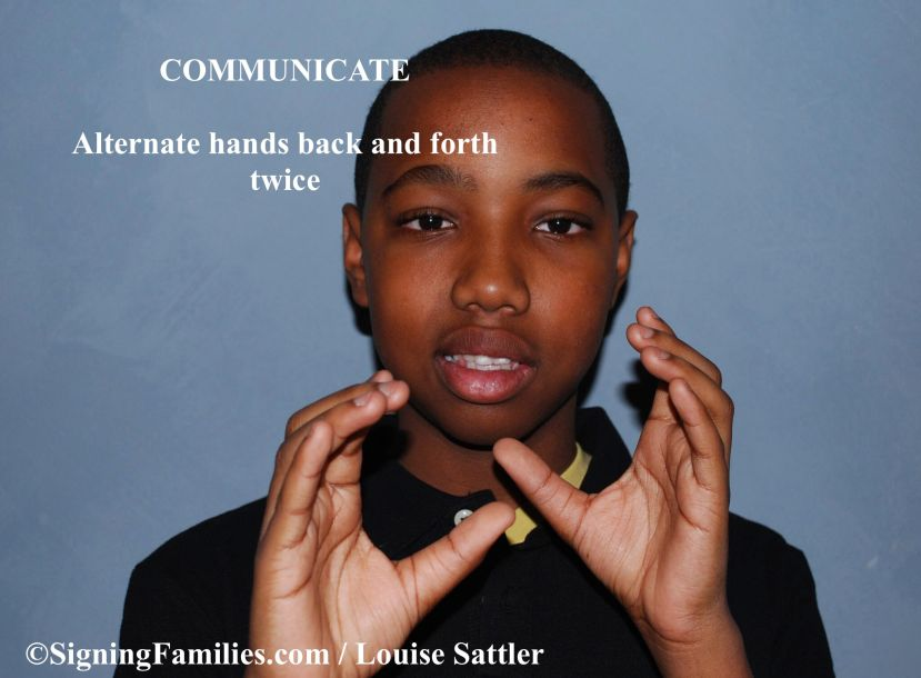 Sign Language Video and Photography to Help First Responders (and others) Communicate During Emergencies, Including EvacuationScenarios