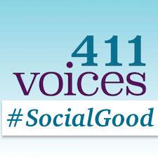411 voices logo thumbnail