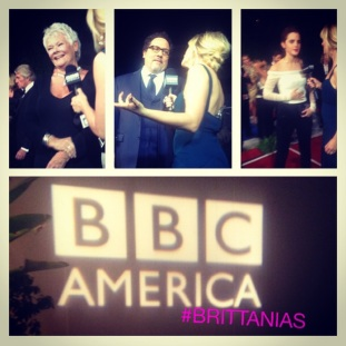 A fabulous night for the BAFTA awards