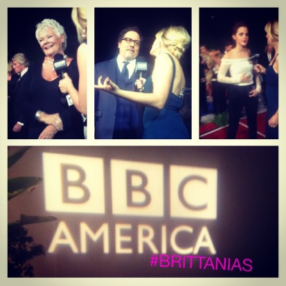 A fabulous night for the BAFTA awards