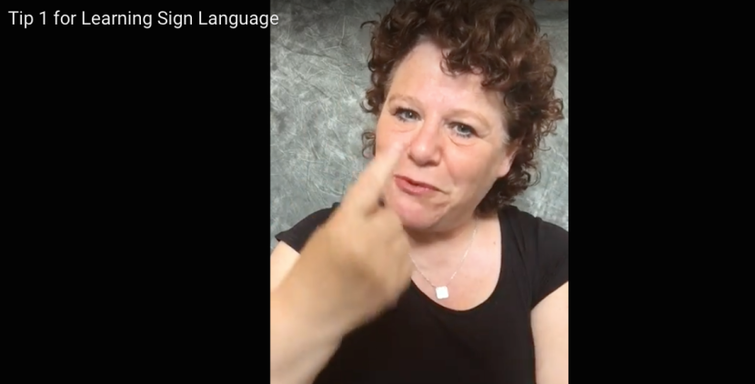 5 Tips to Learning Sign Language – videosincluded
