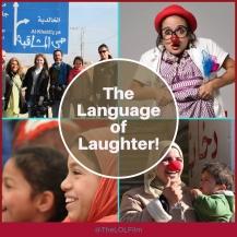 Language of Laughter film