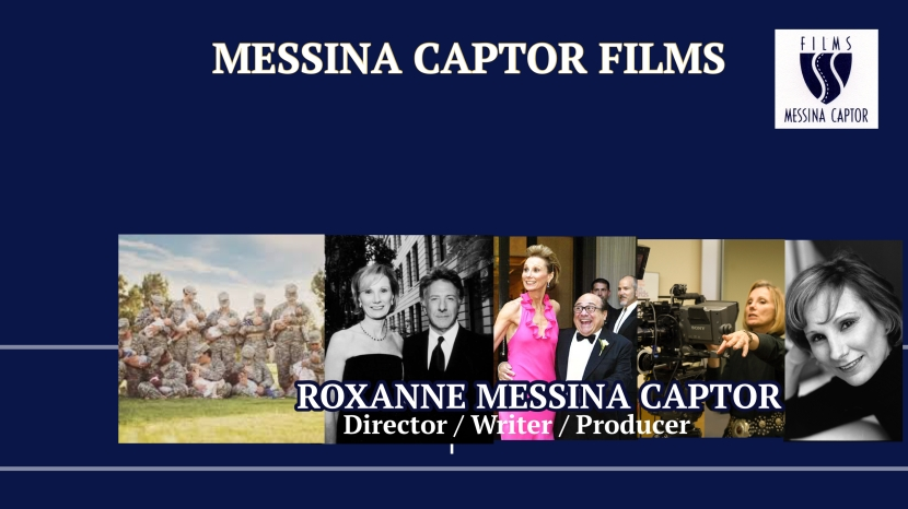 Meet Writer, Director and Producer: Roxanne MessinaCaptor