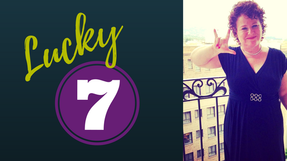 Lucky 7 – Life after a thyroid cancer diagnosis